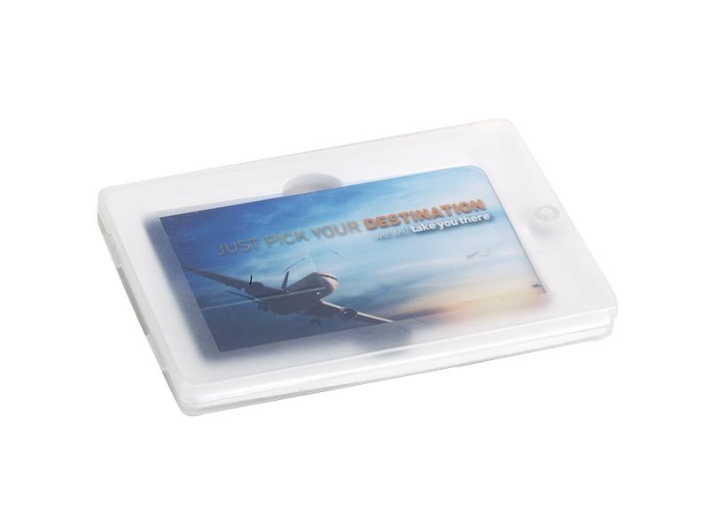 frame poklon kutija za credit card beli makart