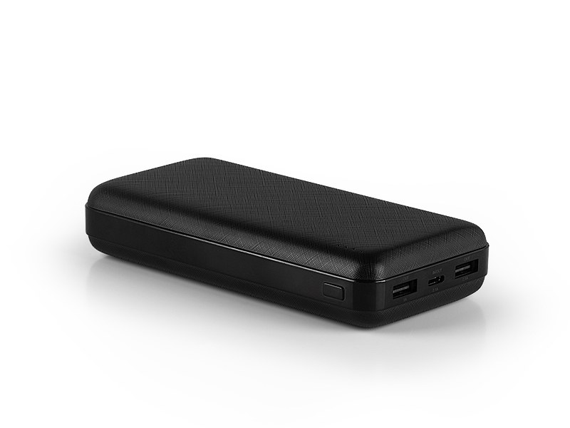 p20 pomocna baterija kapaciteta 20000 mah crna makart