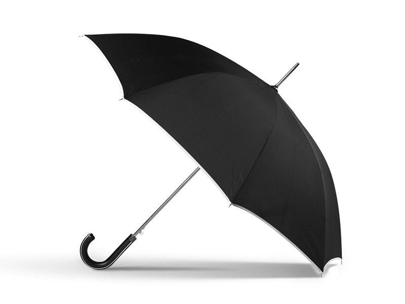 FANCY, kišobran sa automatskim otvaranjem, crni