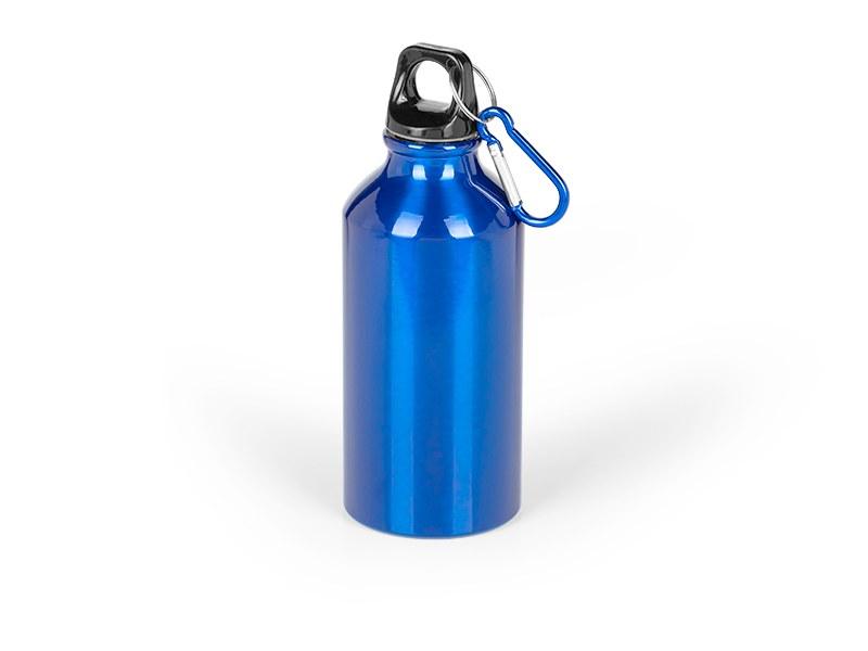 campus aluminijumska sportska flasica 400 ml plavi makart