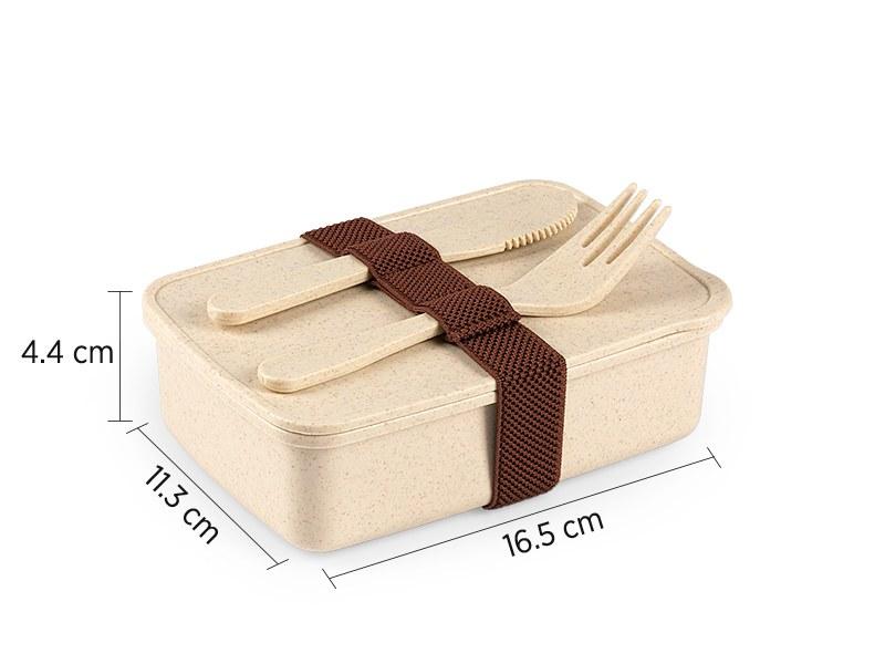 piknik biorazgradiva posuda za hranu 500 ml bez makart