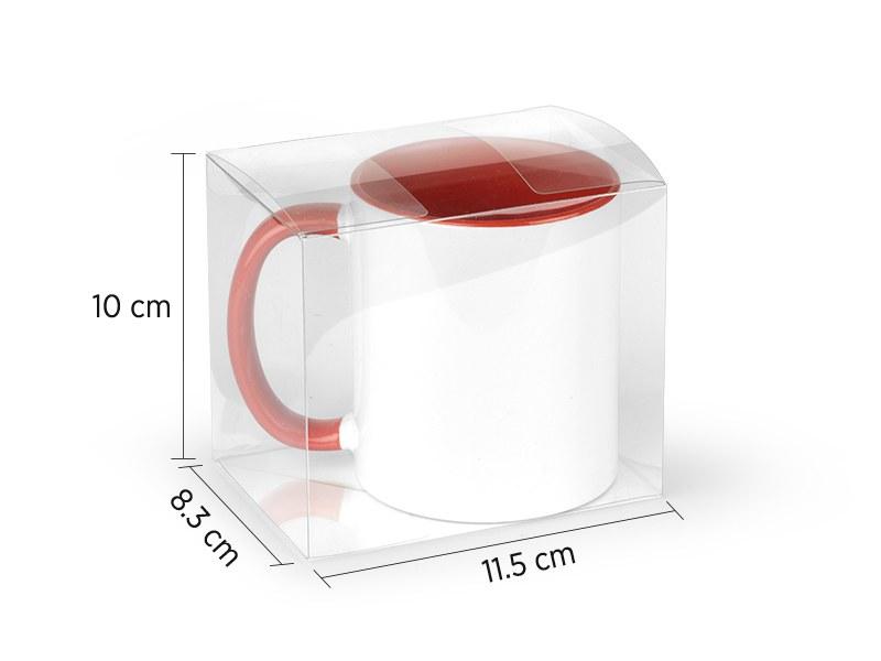 clear box poklon kutija za solju transparentni makart