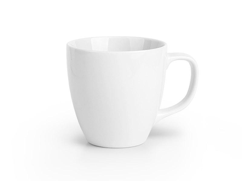 donald porcelanska solja 400 ml bela makart