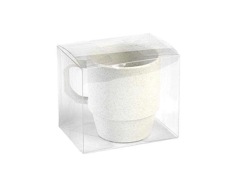 kiki biorazgradiva solja 300 ml siva makart