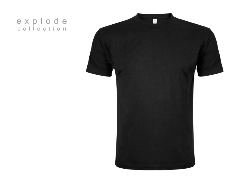 master pamucna majica crna makart