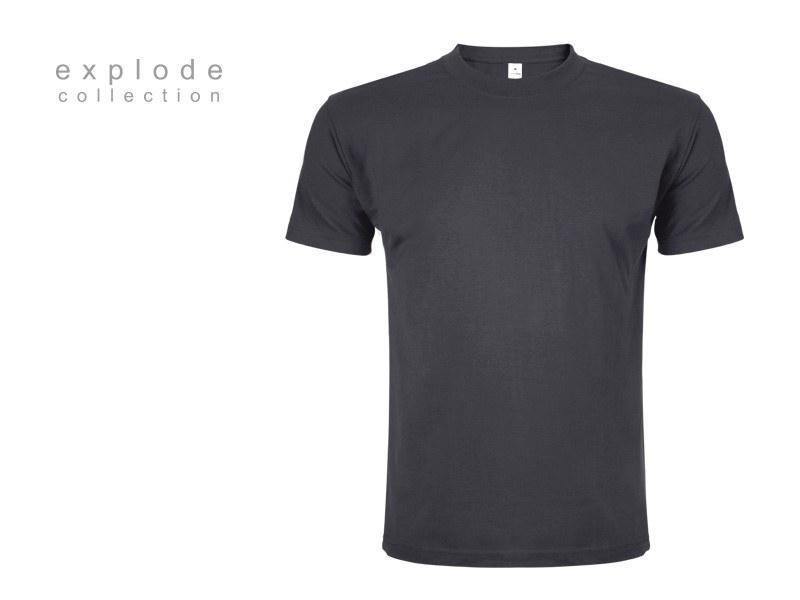 master pamucna majica tamno siva makart