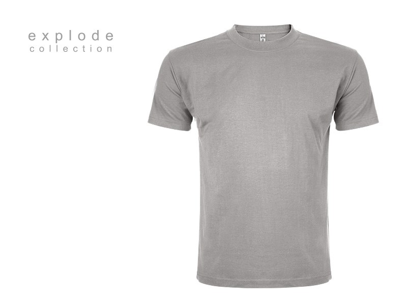master pamucna majica siva makart
