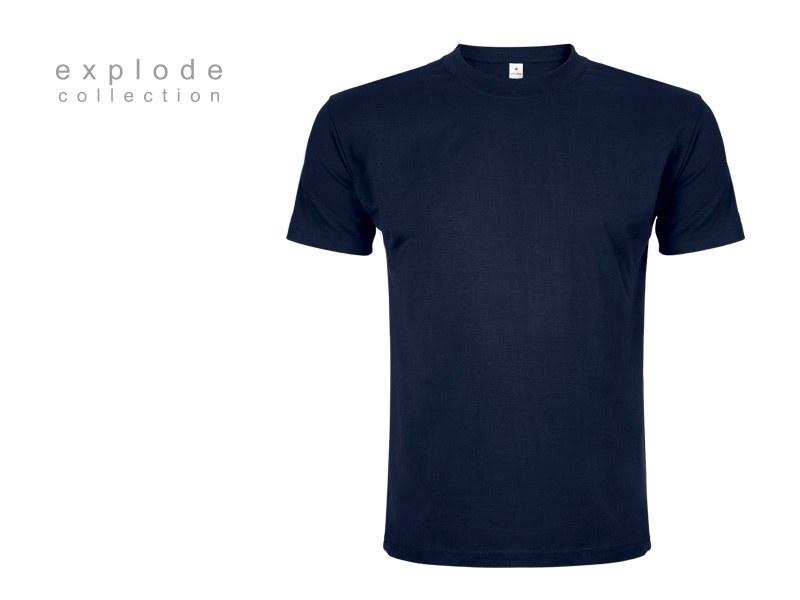 master pamucna majica plava makart