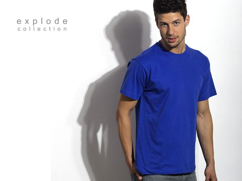 master pamucna majica rojal plava makart