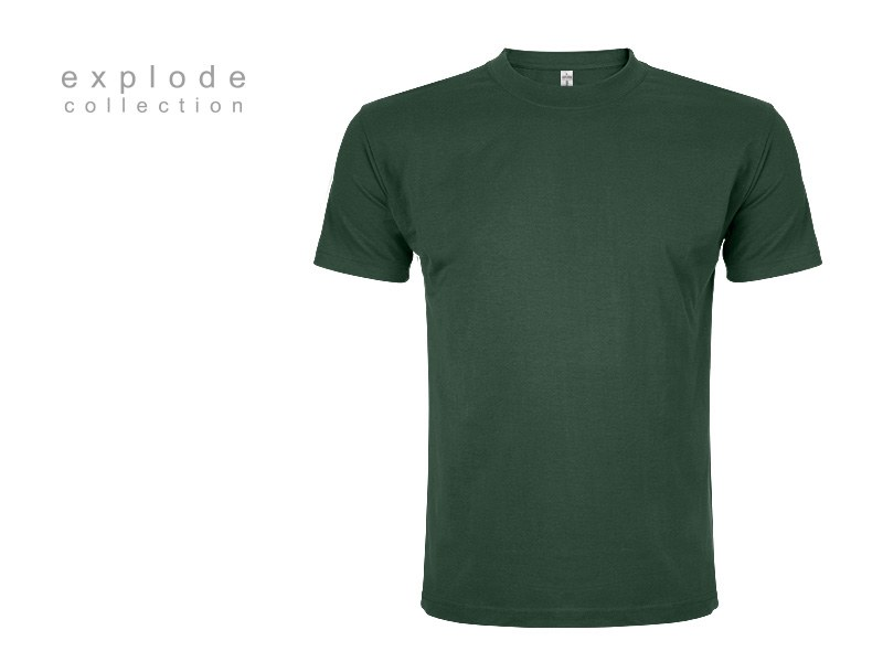 master pamucna majica tamno zelena makart