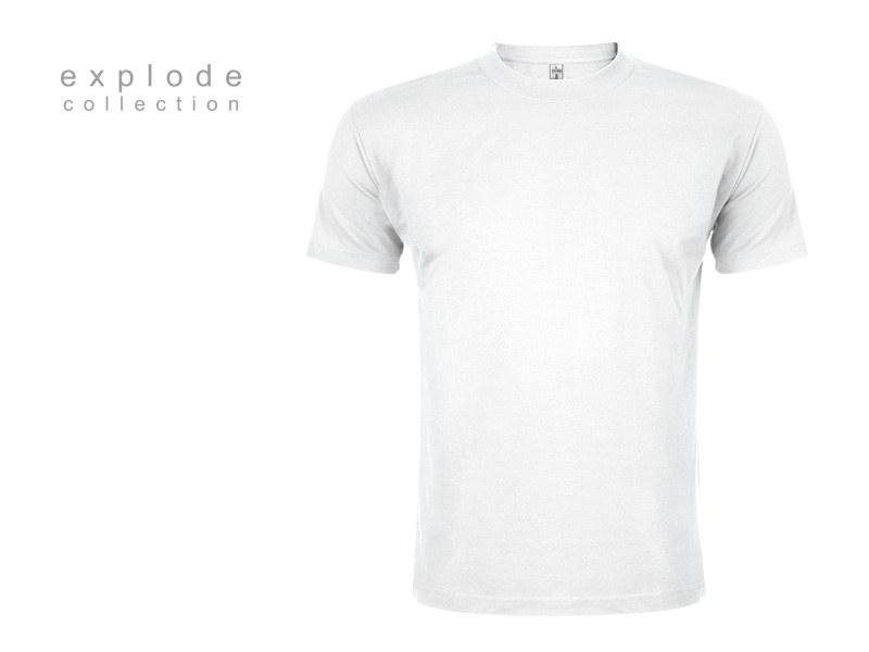 master pamucna majica bela makart