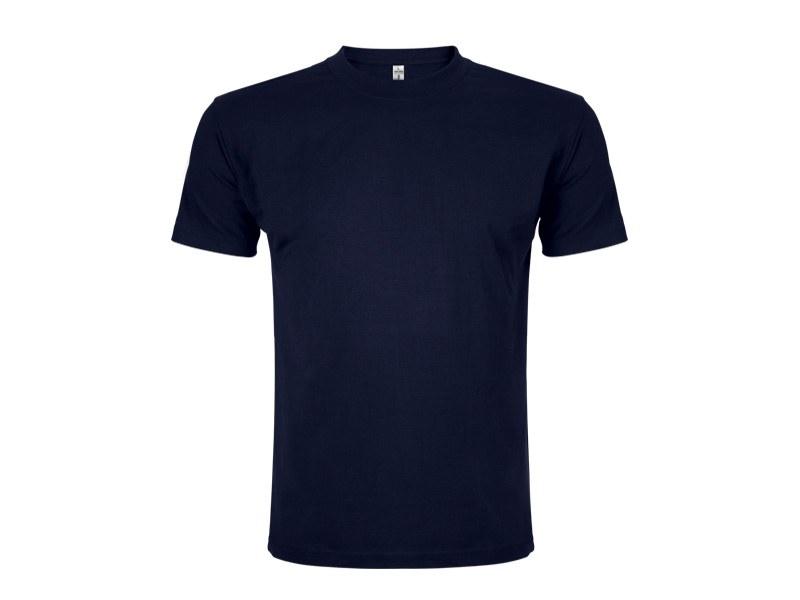 premium pamucna majica plava makart