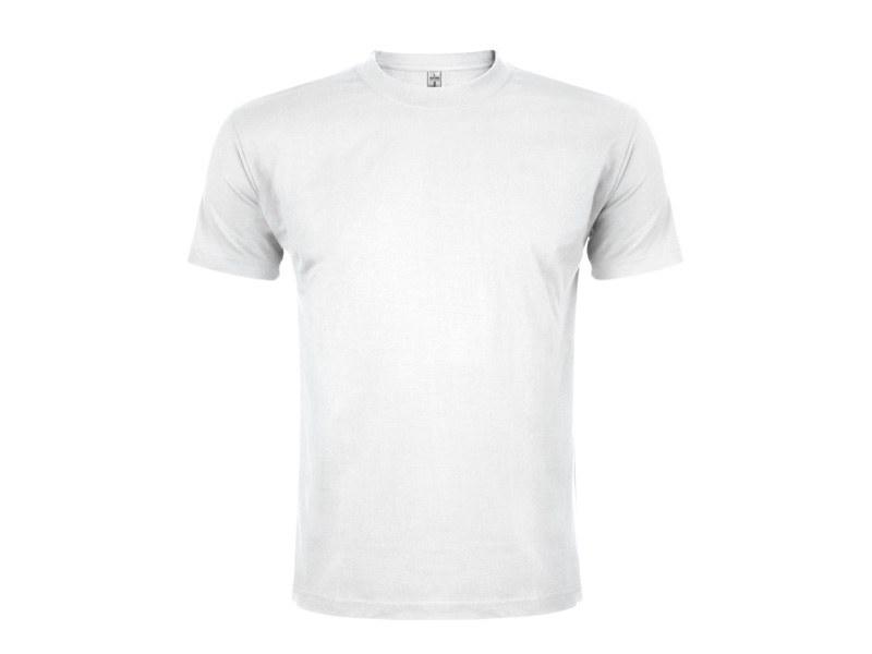 premium pamucna majica bela makart
