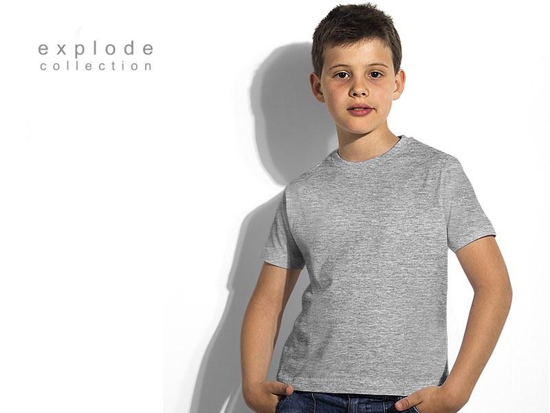 master kids decja pamucna majica pepeljasta makart