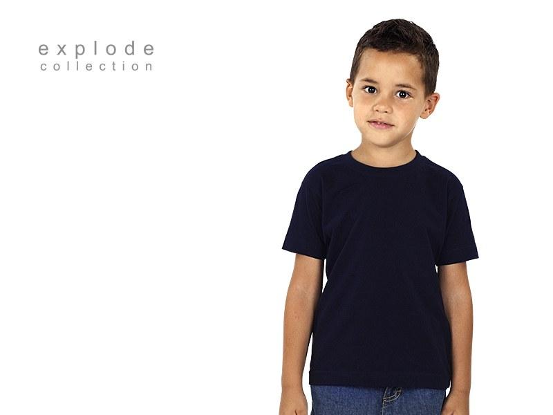 master kids decja pamucna majica plava makart