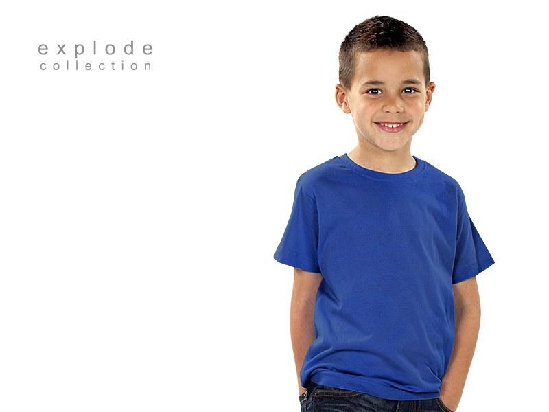 master kids decja pamucna majica rojal plava makart