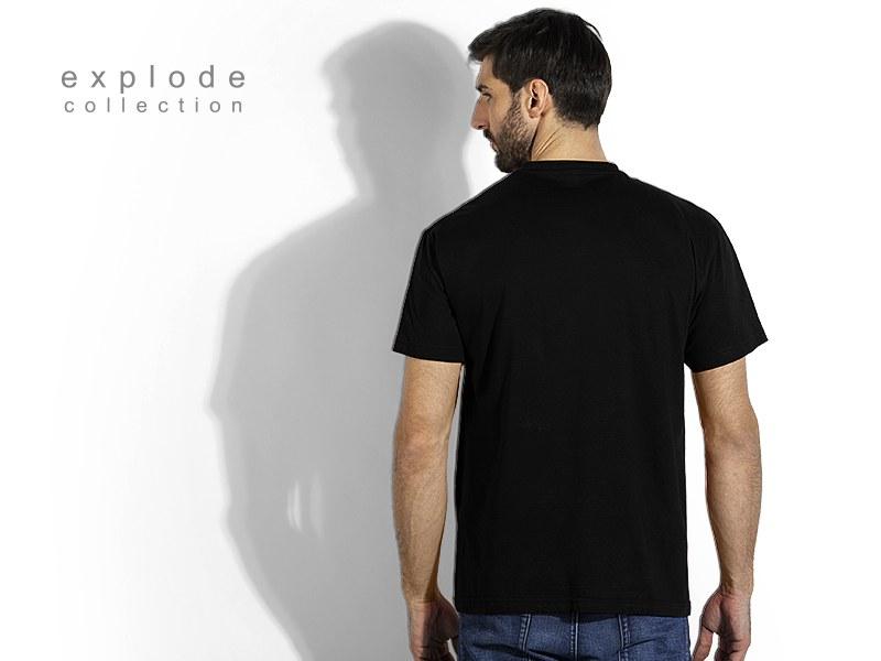 vasco pamucna majica sa v izrezom crna makart