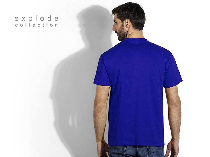 vasco pamucna majica sa v izrezom rojal plava makart