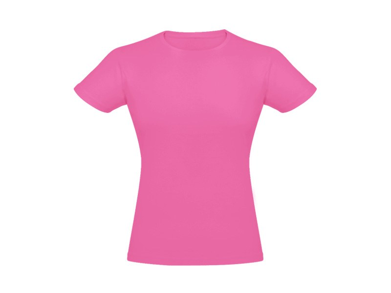 neon lady zenska fluorescentna majica neon roze makart