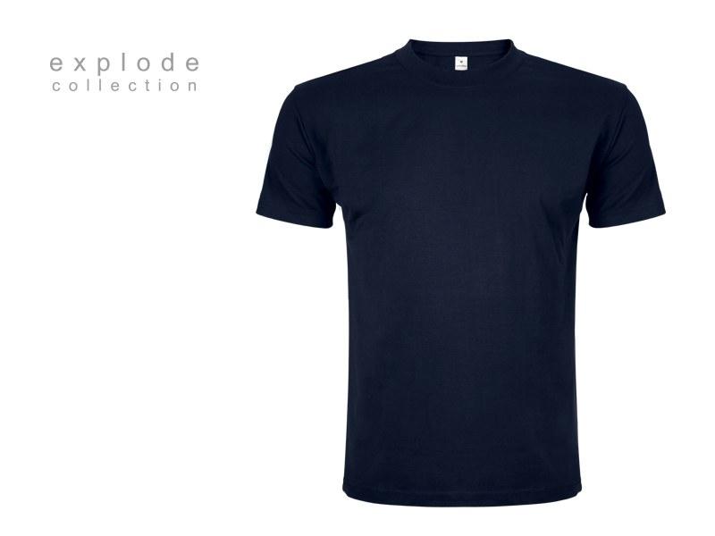 master fit pamucna majica plava makart