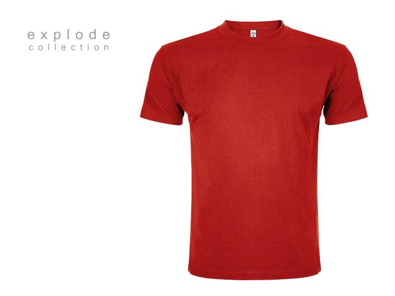 master fit pamucna majica crvena makart