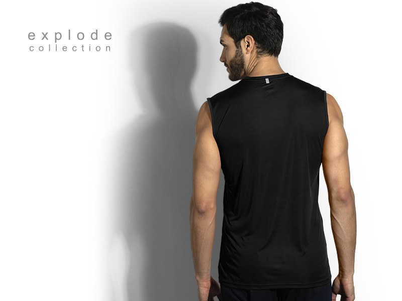 mvp sportska majica bez rukava crna makart