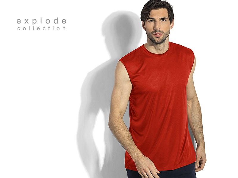 mvp sportska majica bez rukava crvena makart