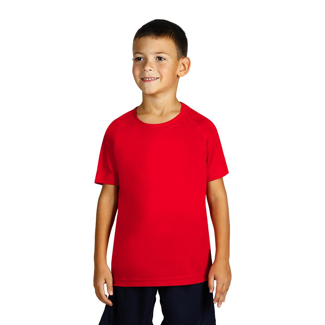 record kids decja sportska majica sa raglan rukavima crvena makart