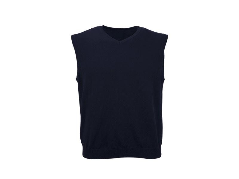ford muski pulover sa v izrezom plavi s makart