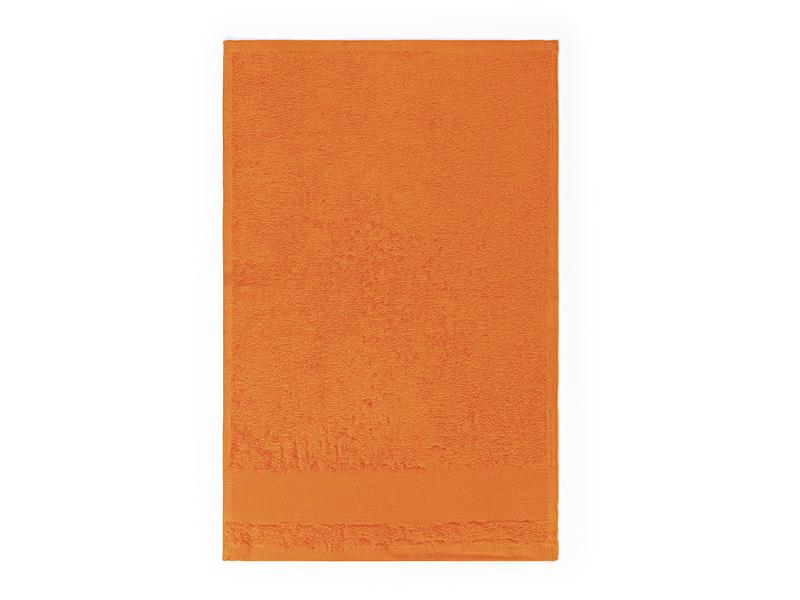 aqua 30 peskir za lice 400 g/m2 narandzasti makart