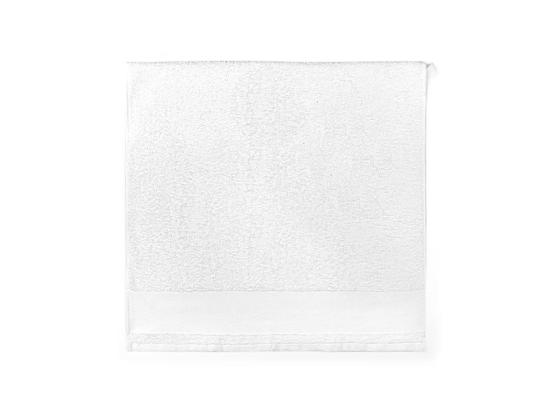 aqua 70 peskir za tusiranje i kupanje 400 g/m2 beli makart