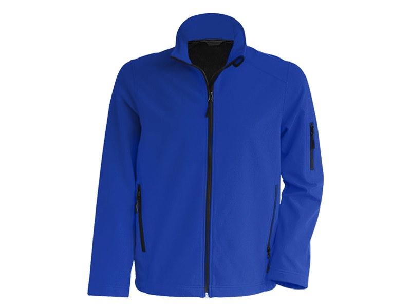 pro wear men softshell jakna rojal plava makart