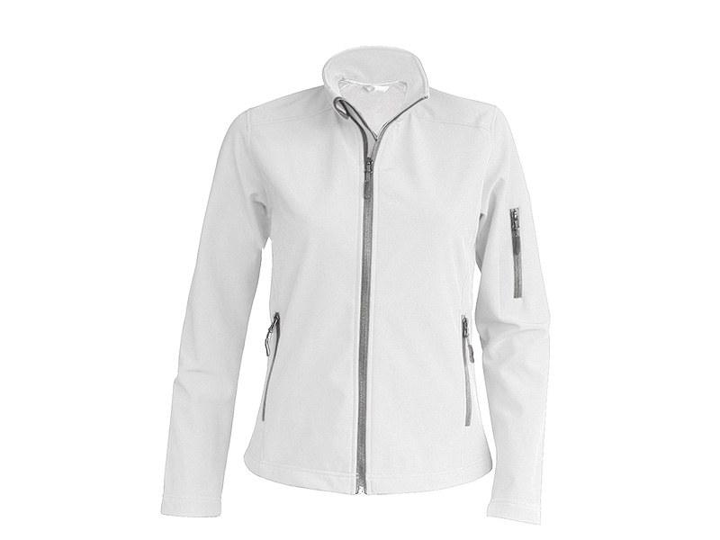 pro wear women zenska softshell jakna bela makart