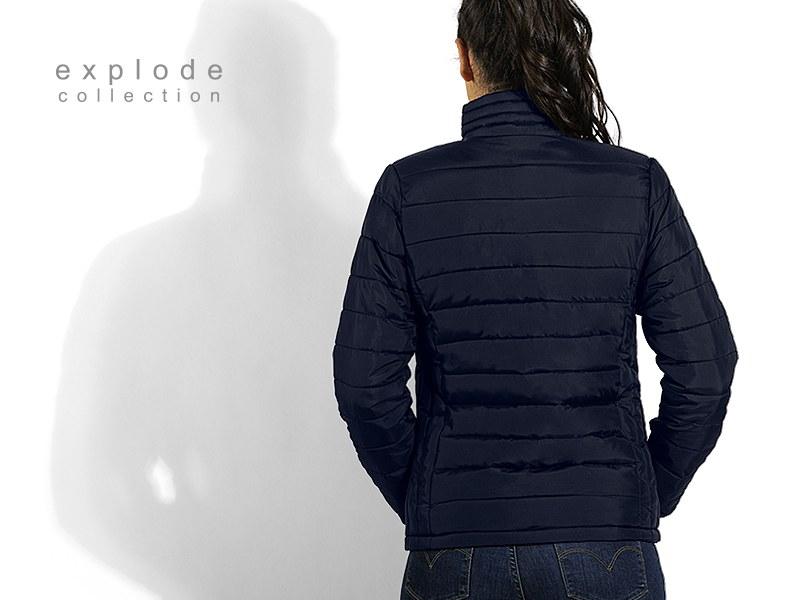 cloud women zenska jakna plava makart