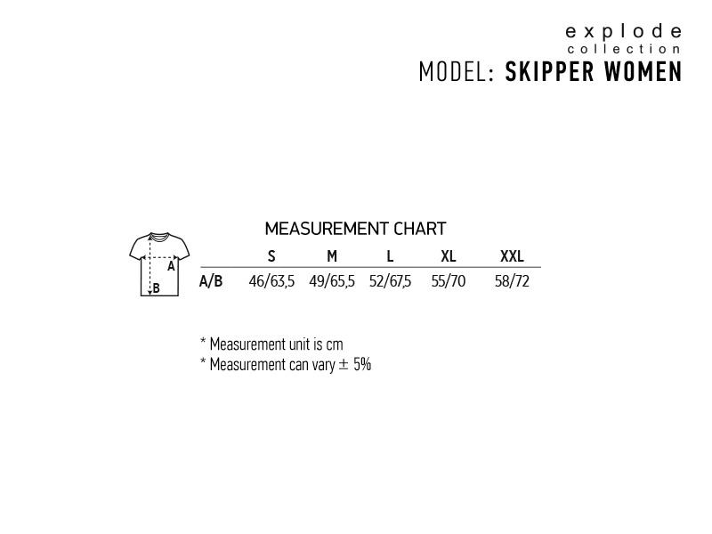 skipper women zenska softshell jakna crna makart