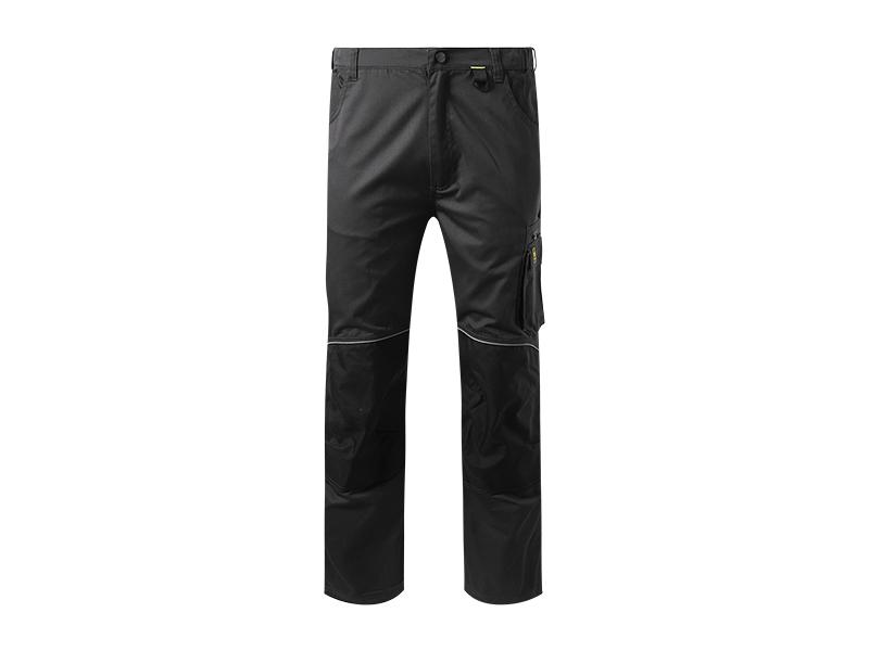aviator pants radne pantalone tamno sive makart