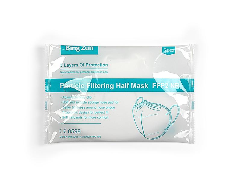 9100 ffp2 zastitna maska nr sertifikovana bela makart