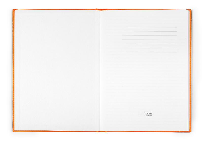 helsinki rokovnik b5 formata narandzasti makart